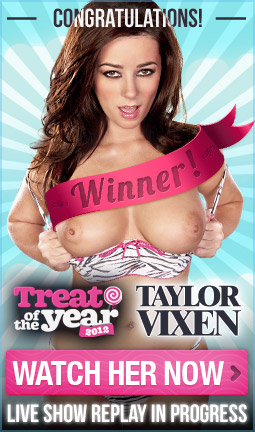 Twistys Treat of the Year 2012 Taylor Vixen